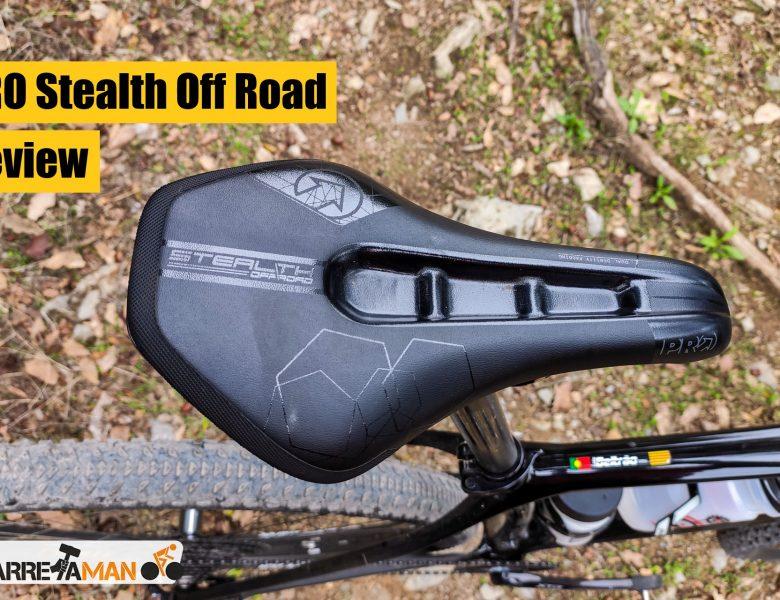 Teste – Selim PRO Stealth Off Road