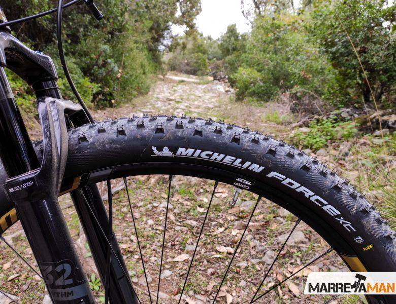 Teste – Pneus Michelin Force XC e Michelin Jet XCR