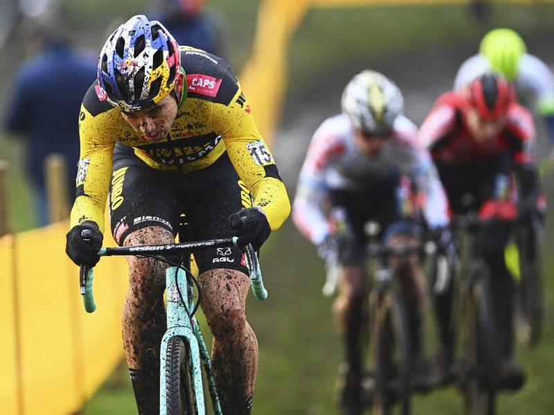 Jumbo-Visma passará a utilizar Cervélo, mas Wout Van Aert não