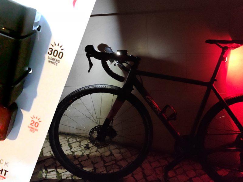 Vídeo – Unbox e teste luzes Specialized Flash Pack