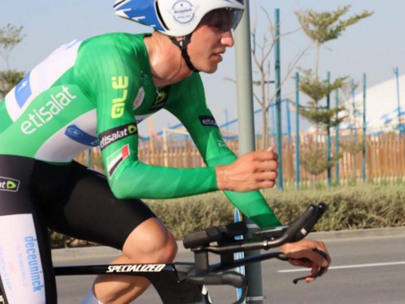 João Almeida saltou para segundo no UAE Tour após contrarrelógio
