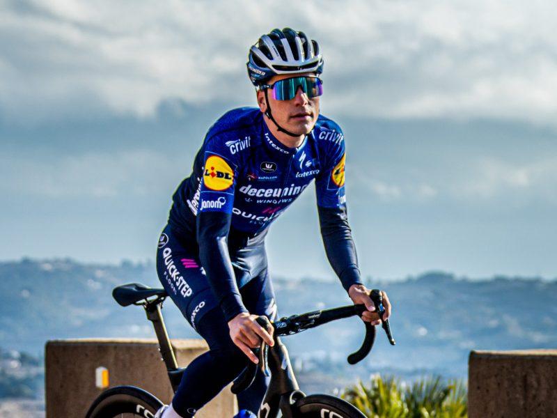 João Almeida alcança o primeiro pódio em corrida World Tour