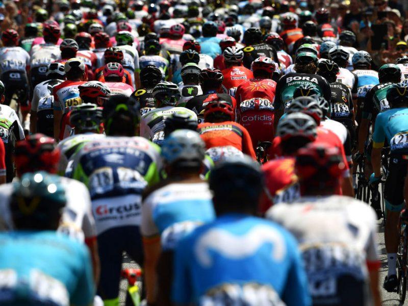 Ciclismo no Eurosport em Agosto