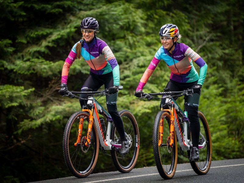 Canyon MTB Racing – Apresentação da equipa