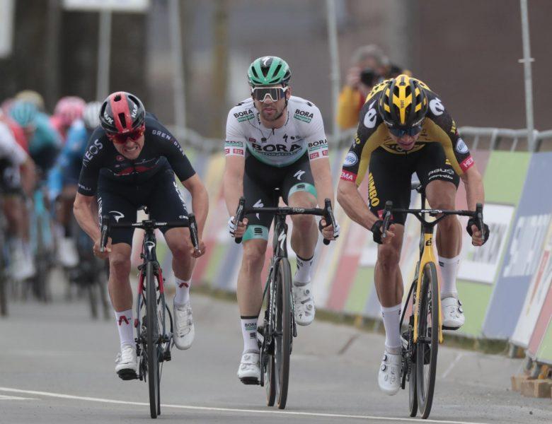 Amstel Gold Race decidida por milímetros