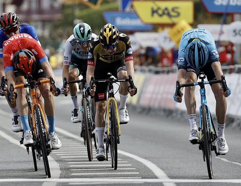 Volta ao País Basco, etapa 4 – Troca de líder na c.geral