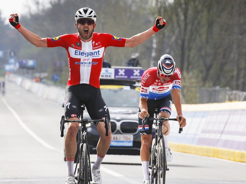 Tour de Flandres sem vitória dos super favoritos