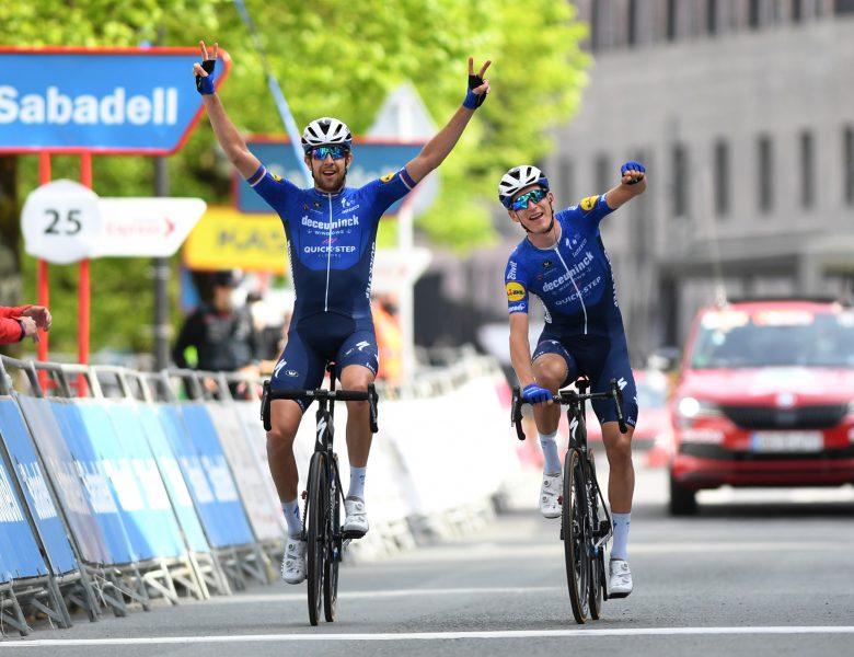 "Volta ao País Basco, etapa 5 – ""Double tap"" da Deceuninck Quick-Step"