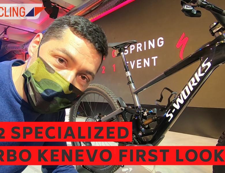 NOVA Specialized Turbo Kenevo