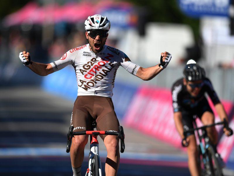 Giro de Itália – Resumo etapa 12