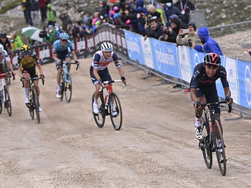 Giro de Itália – Resumo etapa 9