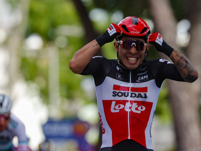 Giro de Itália – Resumo etapa 5