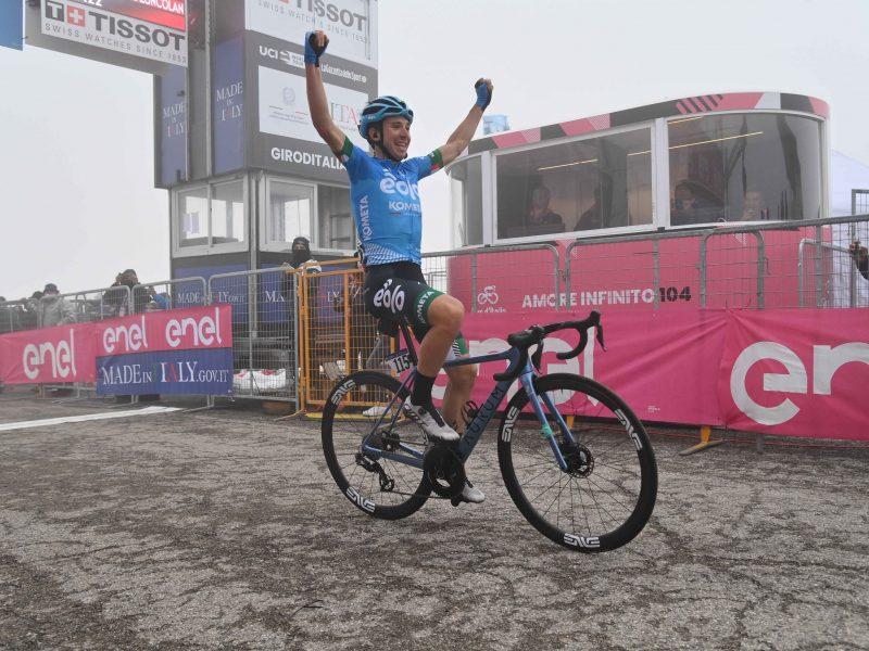 Giro de Itália – Resumo etapa 14