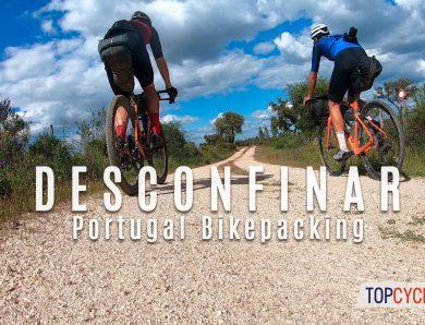 Desconfinar – 450 km's. de Gravel Bikepacking em 2 dias por Portugal