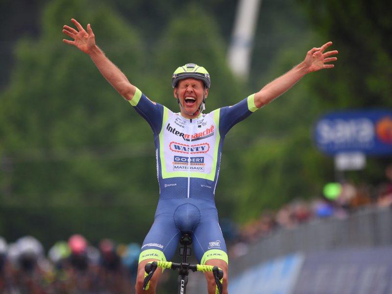 Giro de Itália – Resumo etapa 3