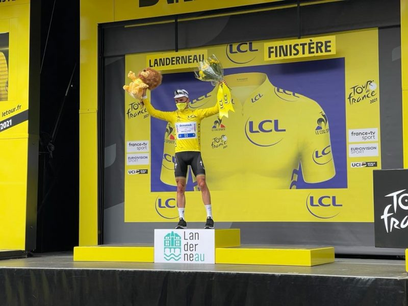 Tour de France – Resumo etapa 1