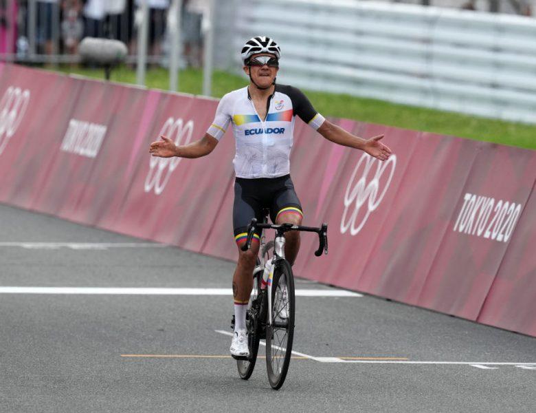 Jogos Olímpicos – Prova de fundo de ciclismo
