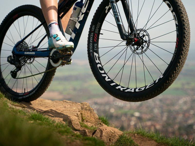 NOVOS pneus de montanha Bontrager