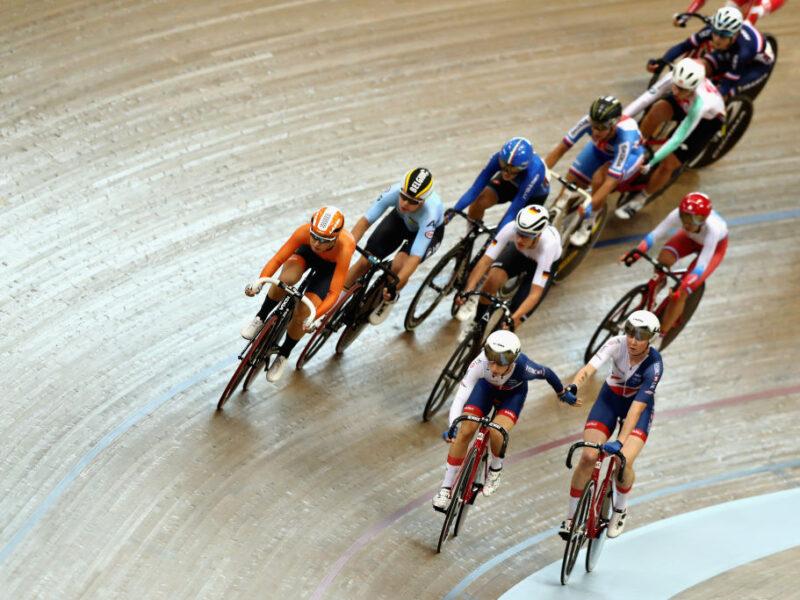 Campeonatos da Europa de Ciclismo de Pista no Eurosport