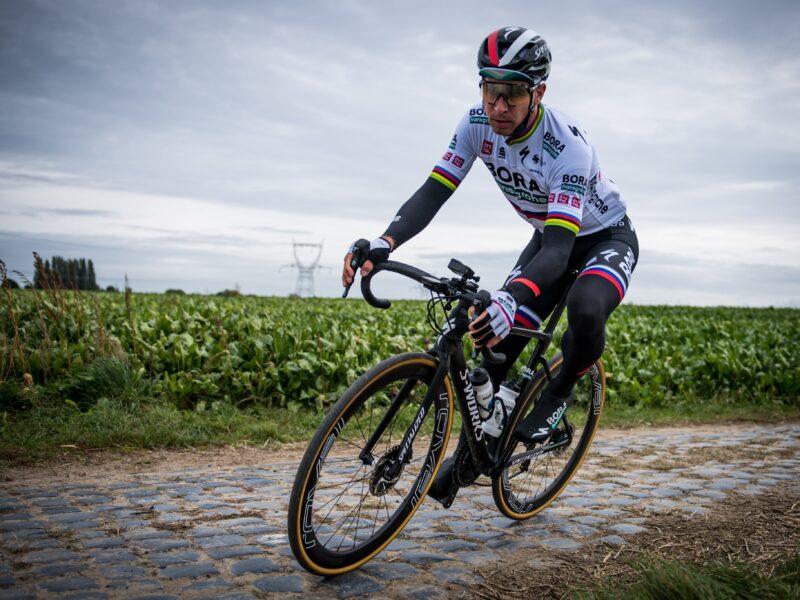 Peter Sagan vai correr o Paris-Roubaix com transmissão mecânica?