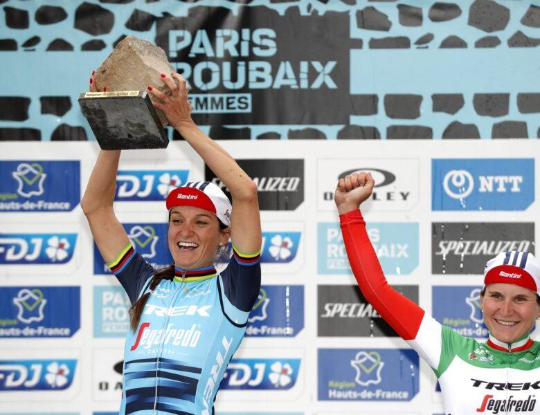 TREK-Segafredo na vanguarda – Assume a diferença de prémios da Paris-Roubaix